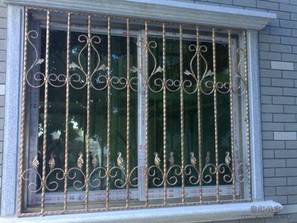 Wrought Iron Window Bars 201 855 6257 Windows Bars Com